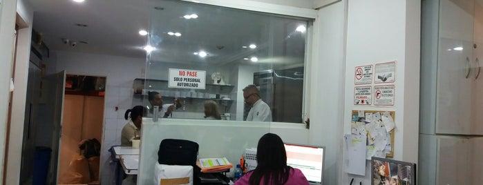 Instituto Europeo del Pan (IEPAN) is one of Restaurantes Venezuela.