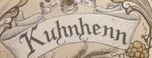 Kuhnhenn Brewing Co. is one of Beer / RateBeer's Top 100 Brewers [2015].