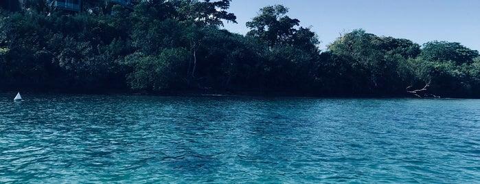 Port Vila is one of OU je suis actuellment.