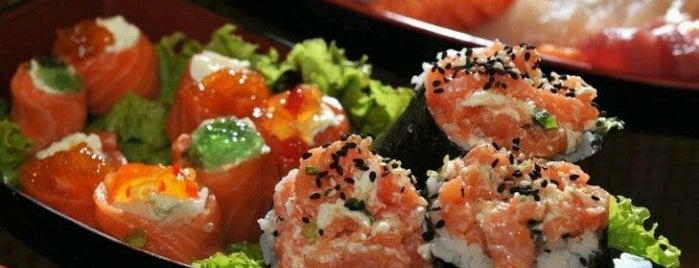 Ponkan Sushi & Arte is one of Restaurante Japonês.