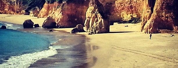 Praia do Vau is one of Algarve.