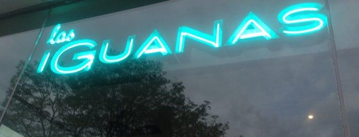 Las Iguanas is one of Foodies.