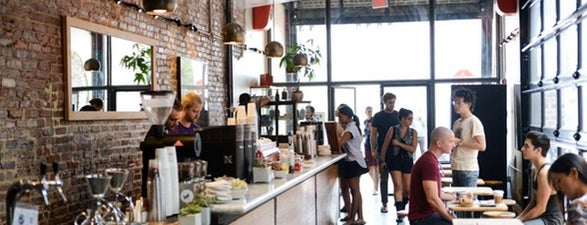 La Colombe Coffee Roasters is one of Neighborhood Guide to Shaw.