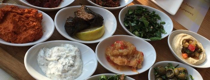 Hatay Gurme is one of Kahvaltı mekanları.