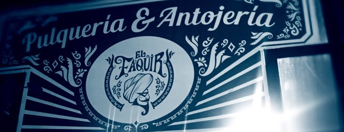 El Faquir is one of Tapatios ♥.