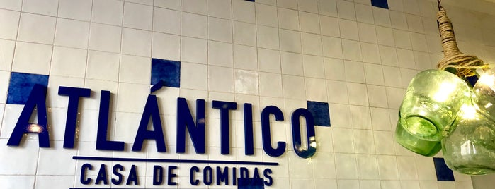 Atlántico, Casa de Comidas is one of Pendientes.