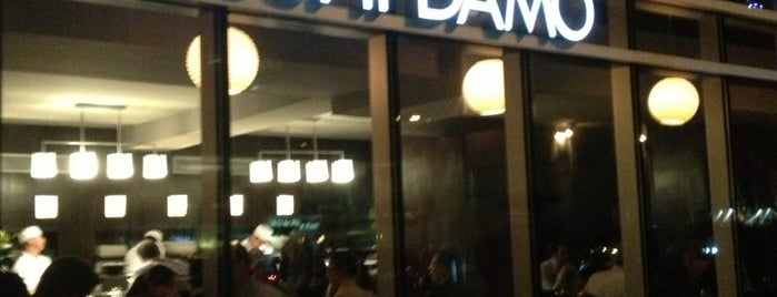 Sushi Damo is one of Rob's Food Spots.