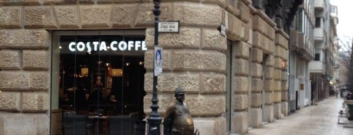 Costa Coffee is one of Gidilen & Beğenilen.