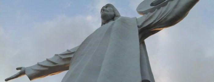 Cristo Luz is one of Balneário Camboriú.