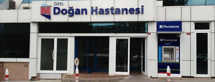 Özel Doğan Hastanesi is one of 34.