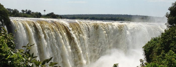 Victoria Falls is one of 60 Landmarks You Must See Before You Die.