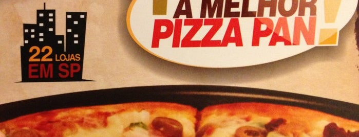 Super Pizza Pan is one of Pizza Places.