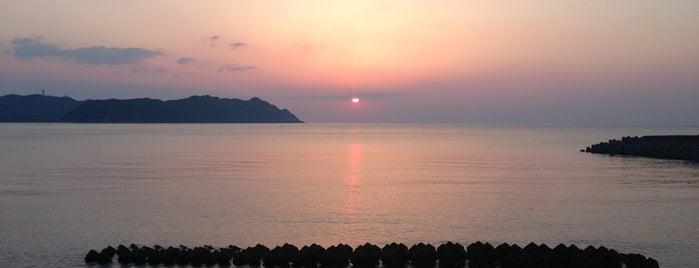 宍喰海岸 is one of [JAPAN].