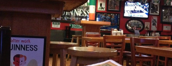 Conor Larkin's is one of Boston Bucket List.
