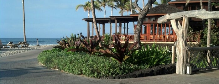 'Ulu at Four Seasons is one of Big Island.