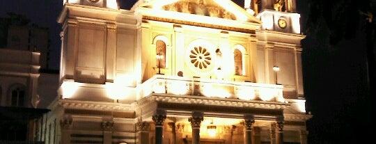 Basílica Santuário de Nossa Senhora de Nazaré is one of Lugares preferidos.