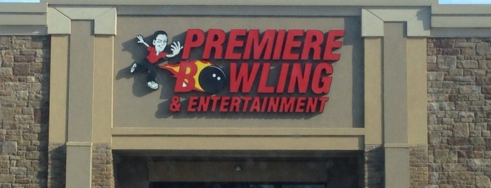 Premiere Bowling & Entertainment is one of Bowling allys.