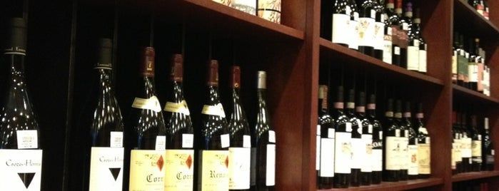 Arlequin Wine Merchant is one of Eat, Drink & Enjoy San Francisco.