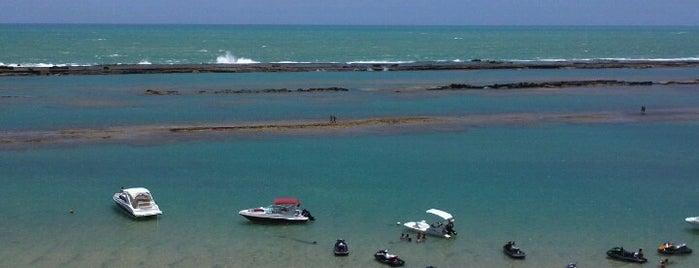 Praia Barra de São Miguel is one of Prefeitura.