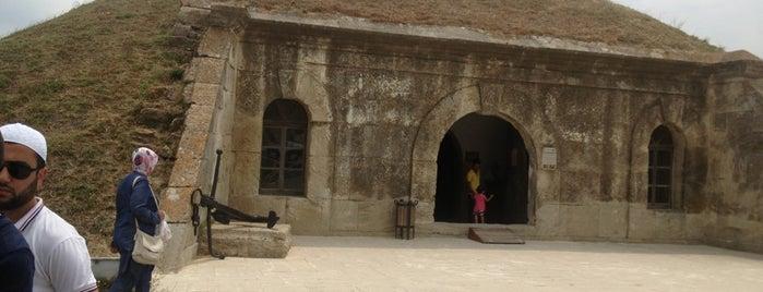 Namazgah Tabyası is one of Tarih/Kültür (Marmara).