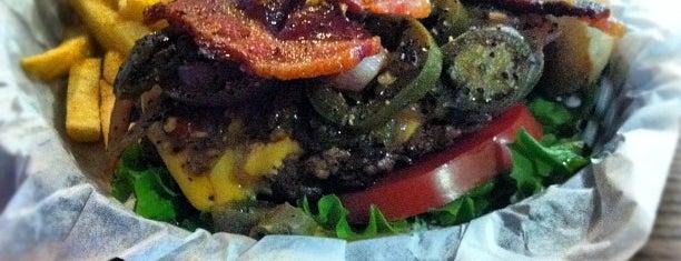 Pop's Burgers is one of 2011 DFW Burger Battle.