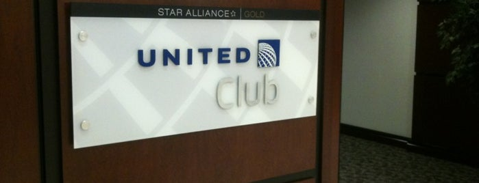 United Club is one of Relax!.