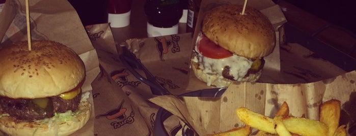 Günaydın Burger is one of Ankara / Karma Öneri.