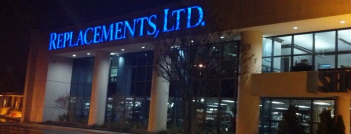Replacements Ltd is one of Shopping.