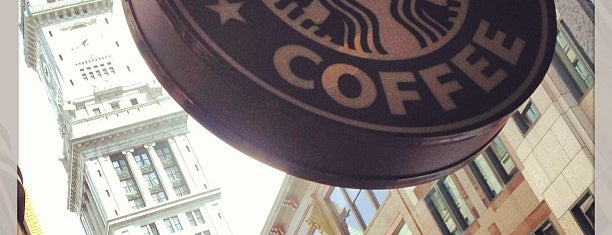Starbucks is one of Guide to Boston's best spots.