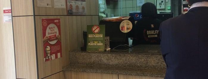 KFC is one of Makan @ PJ/Subang (Petaling) #7.
