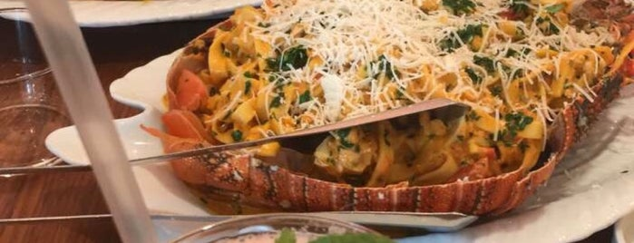 Flamingo Room By Tashas is one of The 15 Best Places for Pasta in Dubai.