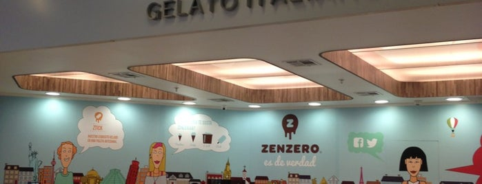 Zenzero is one of Veggie Santiago (Santiago Vegetariano y Vegano).