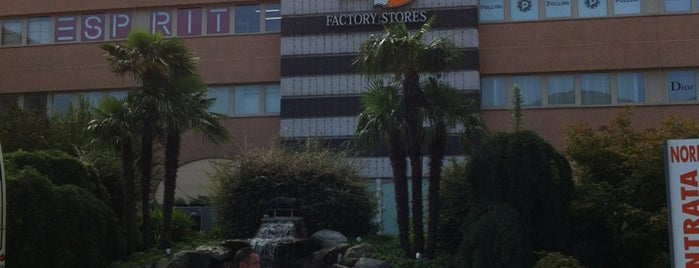 FoxTown Factory Stores is one of Outlets Europe.