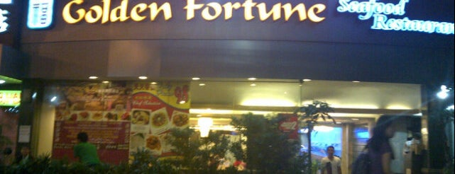 Golden Fortune Seafood Restaurant is one of Manila Area.