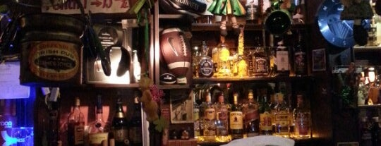 Irish Pub The James Joyce is one of Gecelere akarim, ne ararım ne sorarım...