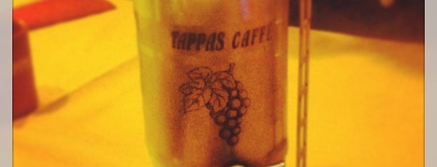 Tappas Caffé is one of Restaurantes.