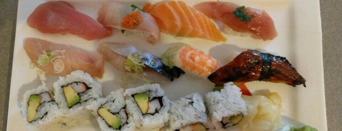 Sushi California is one of The 15 Best Places for a Seafood in Berkeley.