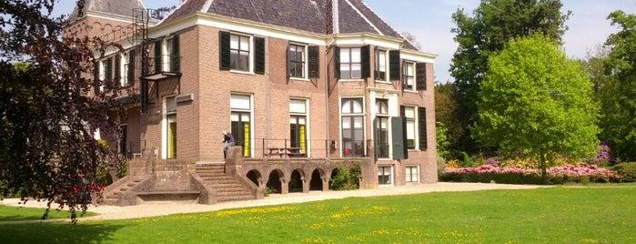 Landgoed Boekesteyn is one of Buitenplaatsen 's-Graveland.