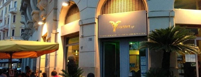 Yguana Café is one of Locali.
