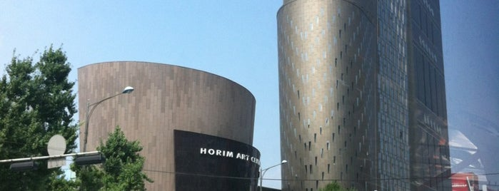 Horim Art Center is one of 문화예술광장's Event.