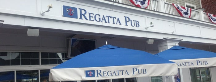 Regatta Pub is one of Date Night.