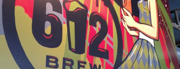 612 Brew is one of Minnesota Breweries and Brewpubs.