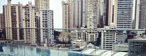 Hard Rock Hotel Panama Megapolis is one of 50 Best Swimming Pools in the World.