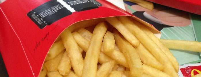 McDonald's is one of Comida & Diversão RJ.