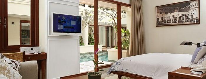 Seminyak Lagoon All Suites Hotel Is One Of Kamar Murah Di Bali Menghadap Kolam Renang