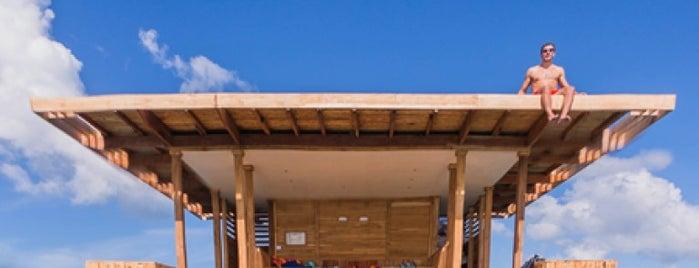The Manta Resort is one of Urlaubskandidaten.