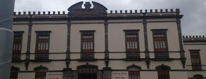 Museo del Ejército y Fuerza Aérea is one of Lugares por ir (o ya fui).