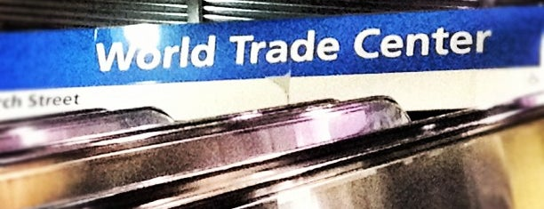 World Trade Center PATH Station is one of NY.