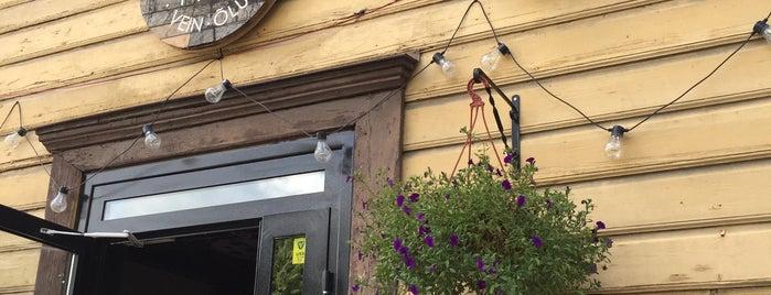 Veinipood ja -baar TIKS is one of The Barman's bars in Tallinn.