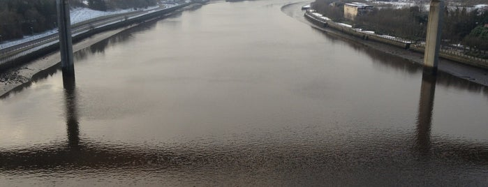 King Edward VII Rail Bridge is one of Newcastle Upon Tyne.